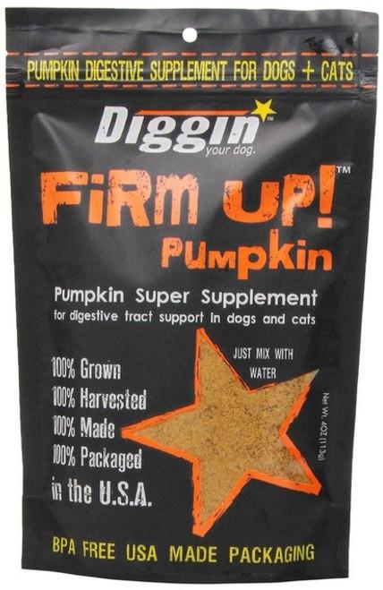Diggin - Firm Up! Pumpkin