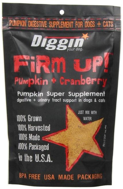 Diggin - Firm Up! Pumpkin + Cranberry
