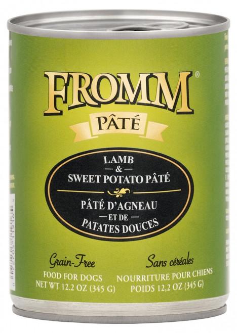 Fromm Grain Free Lamb & Sweet Potato Pate