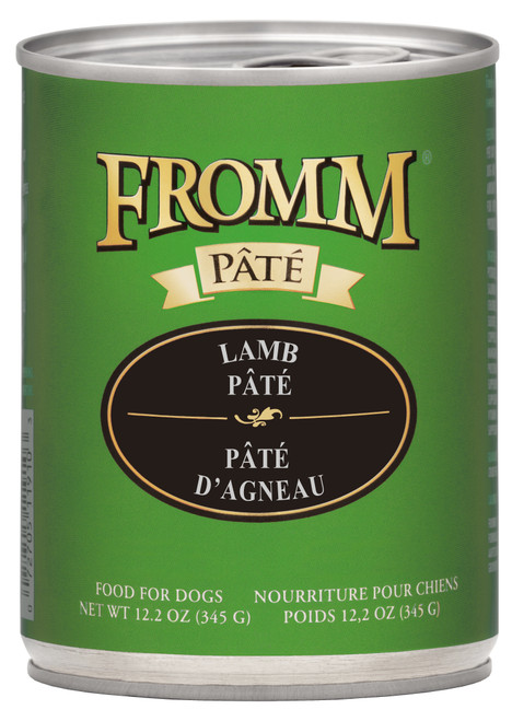 Fromm Gold Lamb Pate