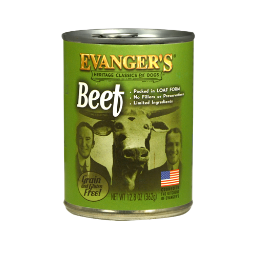 Evanger's Beef Classic Recipe 12oz