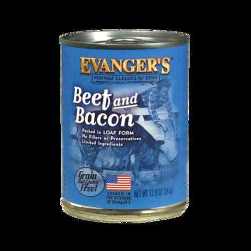 Evanger's Beef & Bacon Classic Recipe