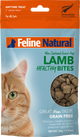 Feline Naturals Lamb Healthy Bites