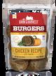 Superior Farms Chicken with Pumpkin Burgers