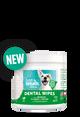 Tropiclean Fresh Breath Dental Wipes 50ct
