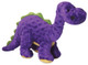 Quaker Pet GoDog Purple Dino