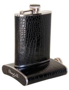 Flasks Leather Flasks Black Leather Page 1 Eflasks