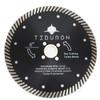 Black Tiburon- High performance Diamond Turbo Blade