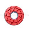 """5 """" GlossFire-F Flat Edge Resin Wheels"""