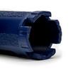 Blue Tiger Tooth Turbo Diamond Core Drill Bit