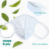 KN95 Protective NON Medical Masks -pack of 10