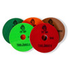 """6""""-Tool Jungle -Fat Boy Sponge Pads for Surface Polishing for Quartz and Marble"""