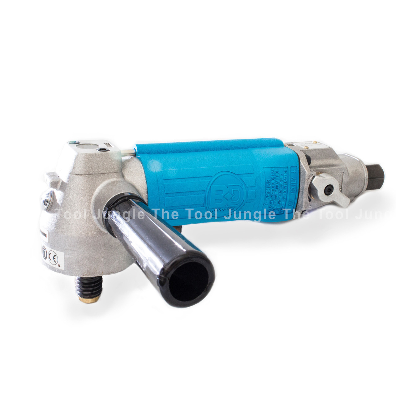 Side winder Air Water Polisher Side Exhaust for diamond polishing pads