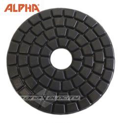 Alpha  4 inch Buff | Black