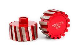 Tiger Tooth Segmented Sink Wheels
