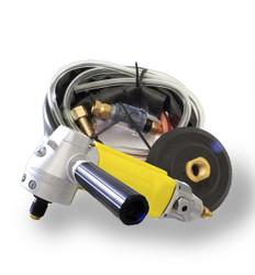 Barracuda Air Water Polisher Rear Exhaust