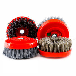 Silicon Carbide Antiquing Brushes for Marble