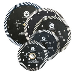 Tool Jungle Diamond Turbo Saw Blade- all sizes