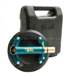 8″ FLAT VACUUM CUP WITH METAL HANDLE [N4950-8]