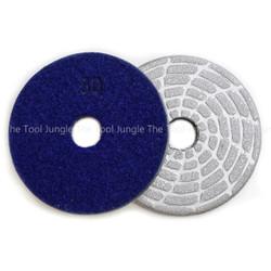 4 inch Metal Diamond Polishing Pads