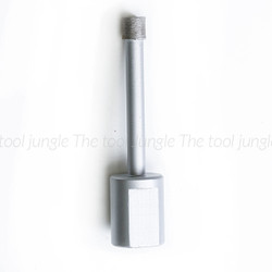 Non-Coring  Blind Hole Diamond Drill Bit Wet/Dry -   5/8-11 Thread