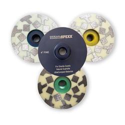 """Apex Flat Resin Cup Wheels 4 """""""