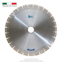 """SVEB  Bone Crusher Quartz Blade 15mm full segment-sizes 12,14,16,18"""""""