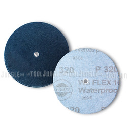 5 inch Silicon Carbide Sand Paper Wet/Dry Hook&Loop
