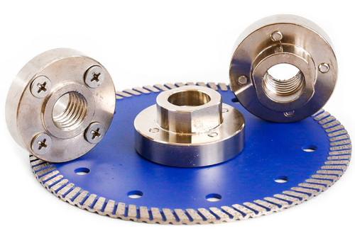 Quad Adapters for Turbo Blades