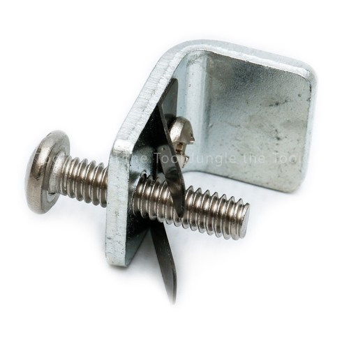 GoClips Sink Clips Anchors for Under mount Sinks 1/8 sink rims