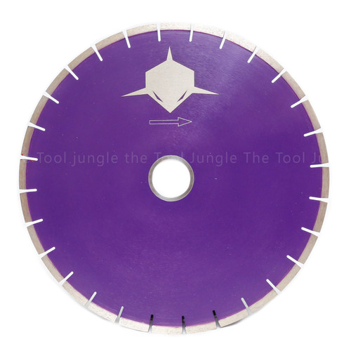 Purple Tiburon, 10mm for the blue ripper rail saw 14 inch