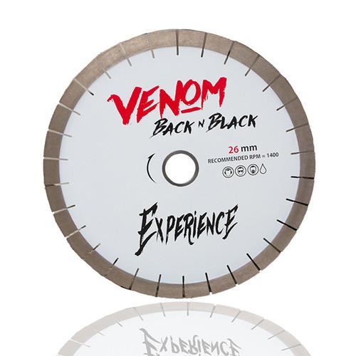 "Venom Experience White Bridge Saw Blade 26mm -16"""