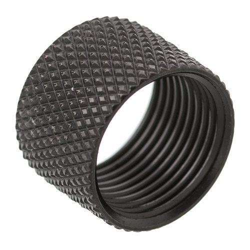 Pistol Barrel Thread Protector - Black Nitride