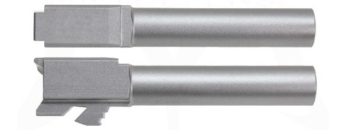 G23-C Non-Threaded Barrel - Stainless Steel