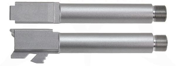 G23-C Threaded Barrel - Stainless Steel