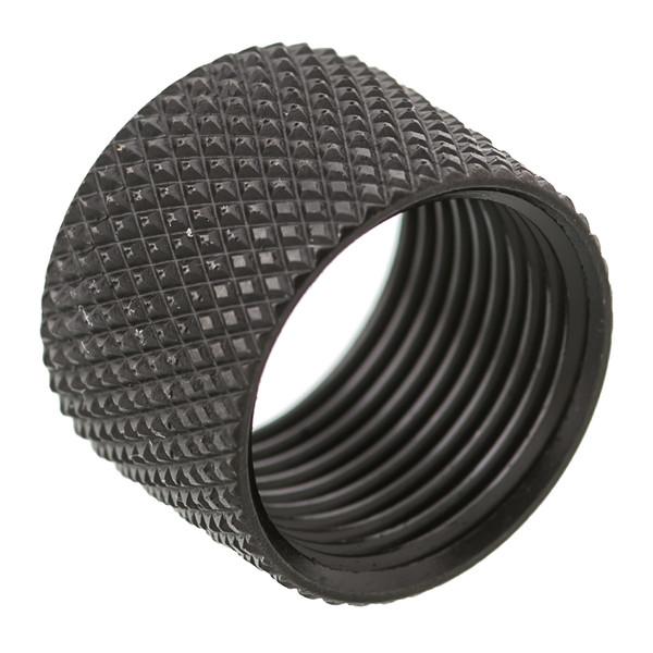 Pistol Barrel Thread Protector - Black Nitride