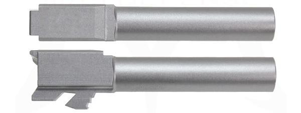 G23-C Non-Threaded Barrel - Stainless Steel