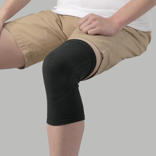 PHITEN KNEE SUPPORTER - SOFT