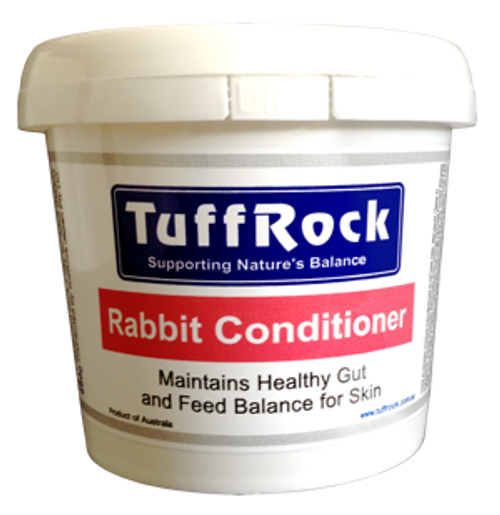 TuffRock Rabbit Conditioner 500g