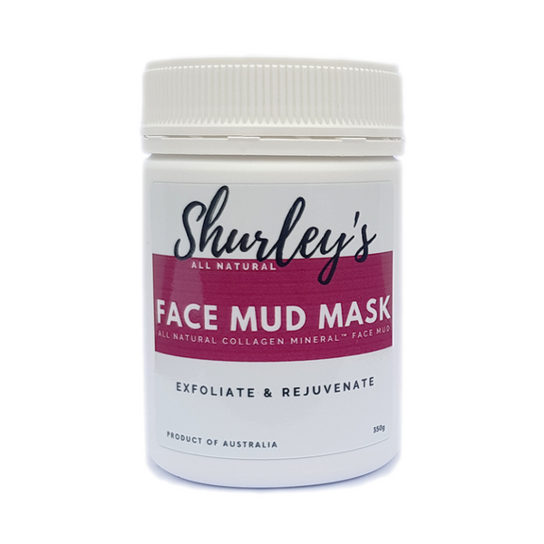 Shurley's All Natural Face Mud Mask