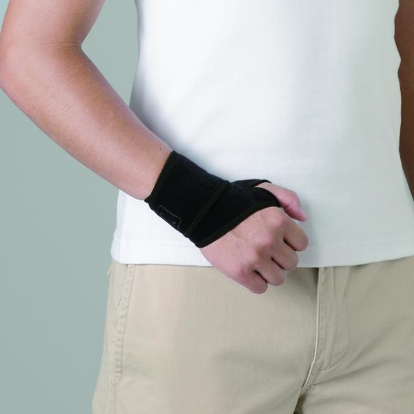 Phiten Wrist Brace w/thumb hook