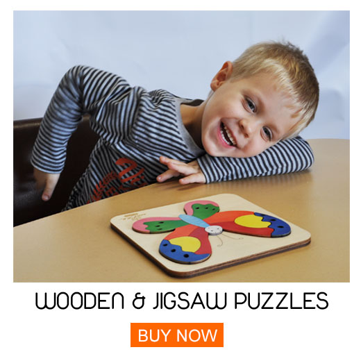 Wooden and Jigsaw puzzles
