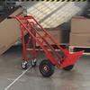3 in 1 Pneumatic Wheel Sack Truck - 250kg Capacity