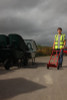 Solid Wheel Sack Truck - 150kg Capacity