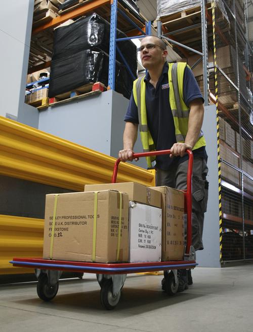 Bristol Tool Company Platform Truck - 250kg Capacity