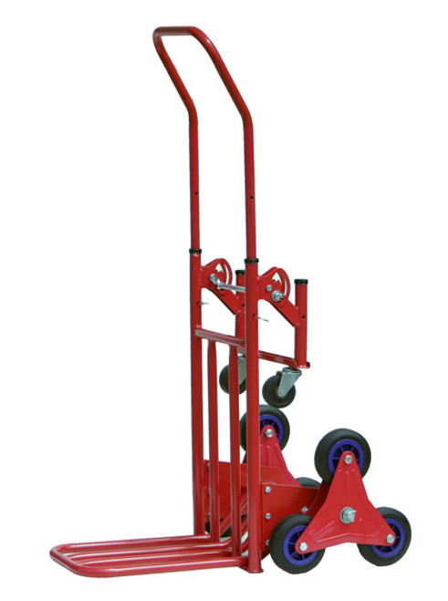 2 in 1 Stair Climber Sack Truck 150Kg Capacity