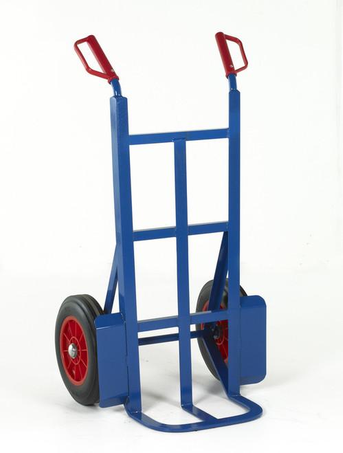 Heavy Duty Rough Terrain Solid Wheel Sack Truck - 350kg Capacity