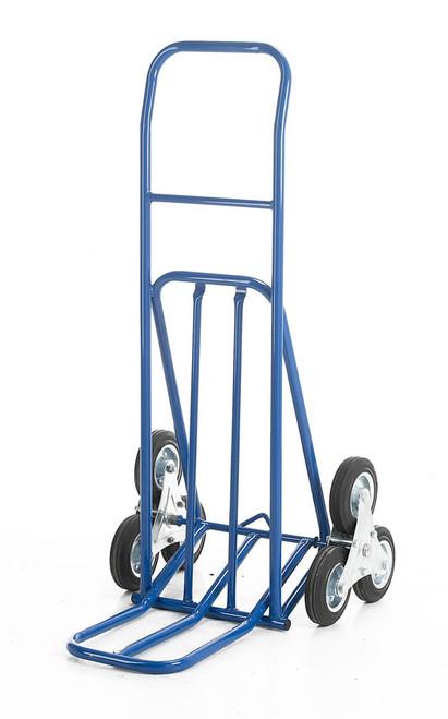 Folding Toe Stair Climber Sack Truck - 110kg Capacity
