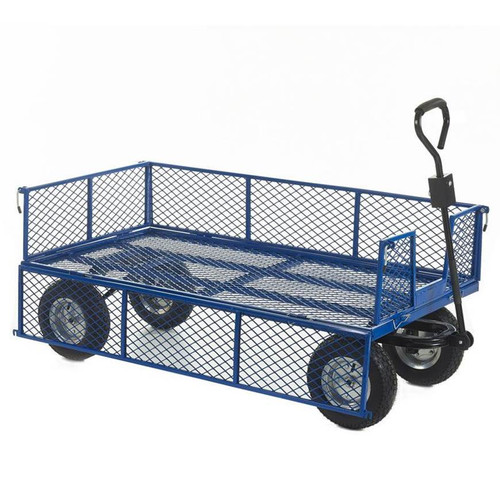 Industrial General Purpose Trucks with Mesh Sides & Ends