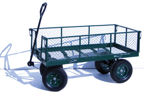 Garden Cart 300kg Capacity Sack Trucks Direct